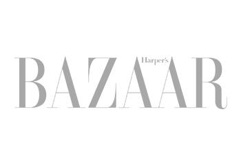 Featured in Harper's Bazaar